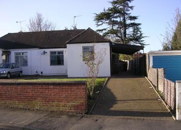 Thumbnail 3 bed bungalow to rent in Lee Road, Leamington Spa