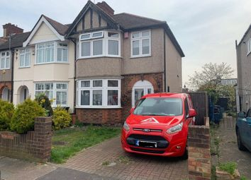 Thumbnail 3 bed terraced house to rent in Brian Road, Romford
