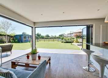 4 bed detached house for sale in Holly Lane, Pilley, Lymington SO41