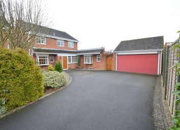 Thumbnail 4 bed detached house for sale in Radway Close, Redditch