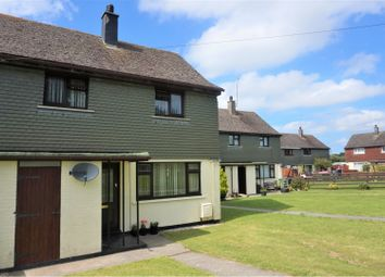 Thumbnail 2 bed semi-detached house for sale in Dol Eithin, Holyhead