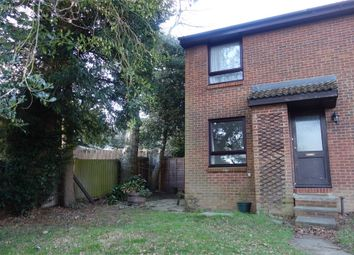 Thumbnail 1 bed end terrace house to rent in Ardent Close, London