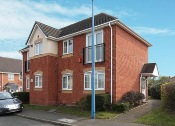 Thumbnail 2 bed maisonette for sale in Shropshire Way, West Bromwich