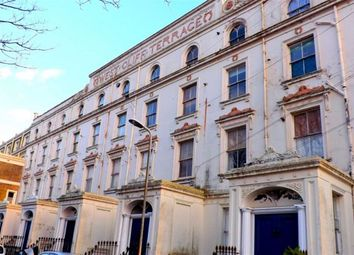 Thumbnail 1 bed flat to rent in Westcliff Terrace Mansions, Pegwell Road
