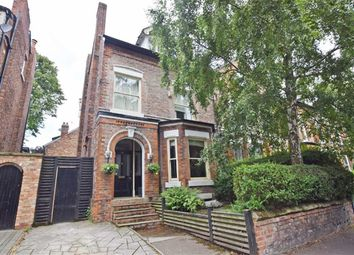 Thumbnail 4 bed semi-detached house for sale in Northen Grove, West Didsbury, Manchester