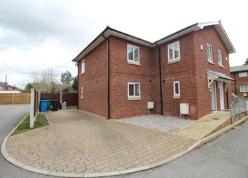 Thumbnail 4 bed semi-detached house to rent in Royle Green Road, Manchester