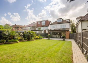 Thumbnail 5 bedroom detached house for sale in Woodcroft Avenue, Mill Hill, London