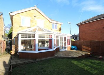 Thumbnail 4 bed detached house for sale in Ashbrook Close, Ossett