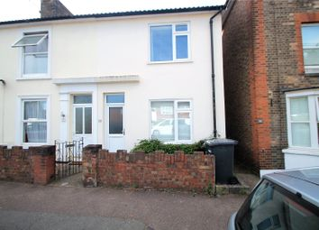 Thumbnail 2 bed end terrace house for sale in Priory Street, Tonbridge, Kent