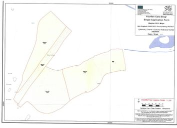 Thumbnail Land for sale in Coxhead, Llanddewi Brefi, Tregaron, Ceredigion