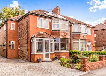 Thumbnail 4 bed semi-detached house for sale in Cheam Road, Timperley, Altrincham