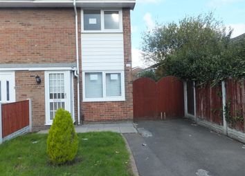 Thumbnail 2 bed semi-detached house to rent in Ribchester Way, Huyton, Liverpool