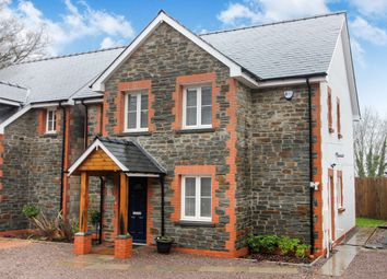 Thumbnail 4 bed detached house for sale in Crib Y Lan, Main Road, Gwaelod-Y-Garth