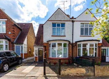 Thumbnail 3 bed semi-detached house for sale in Harrow View Road, London