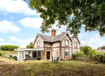 Thumbnail 3 bed semi-detached house for sale in Bath Road, Fyfield, Marlborough, Wiltshire