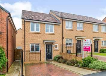 Thumbnail 2 bed semi-detached house for sale in Seaham View, Seaham Close, Norton, Stockton-On-Tees