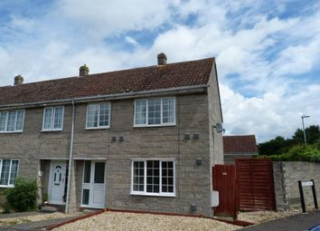 Thumbnail 3 bed end terrace house to rent in Bishops Walk, Ilchester, Yeovil, Somerset