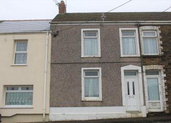 Thumbnail 2 bed terraced house for sale in Cwm Nant Hir Terrace, Tairgwaith, Ammanford