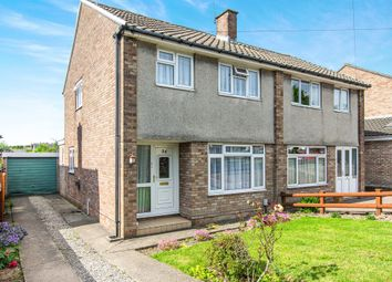 Thumbnail 3 bedroom semi-detached house for sale in Wordsworth Avenue, Penarth