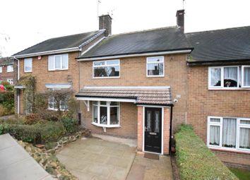 Thumbnail 3 bedroom terraced house for sale in Milverton Road, Bestwood Park, Nottingham