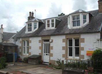 Thumbnail 2 bedroom terraced house to rent in John Street, Biggar