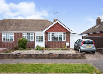 Thumbnail 2 bed semi-detached bungalow for sale in Levett Close, Polegate