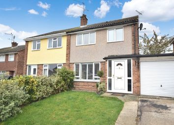 Thumbnail 3 bed semi-detached house for sale in Reddings Close, Saffron Walden
