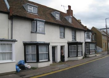 Thumbnail 1 bed flat to rent in King Street, Margate, Kent
