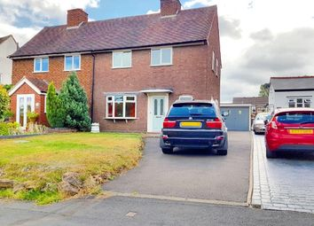 Thumbnail 3 bedroom semi-detached house for sale in Beaconview Road, West Bromwich, West Midlands