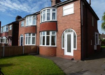 Thumbnail 3 bed property to rent in Agecroft Road, Rudheath, Northwich