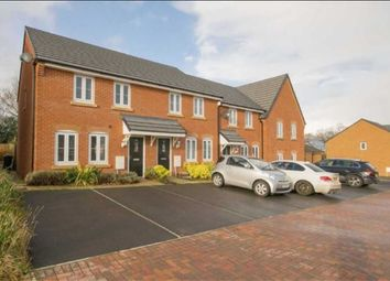 Thumbnail 3 bed end terrace house for sale in Ffordd Mccartney, Connahs Quay, Flintshire