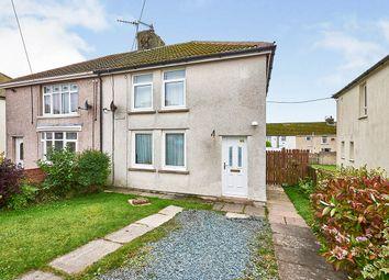 Thumbnail 2 bed semi-detached house for sale in Grasmere Avenue, Whitehaven, Cumbria