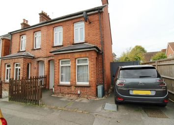 Thumbnail 3 bedroom semi-detached house for sale in Wolsey Road, Caversham, Reading