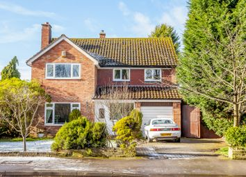 Thumbnail 4 bed detached house for sale in 57 St. Anns Road North, Cheadle