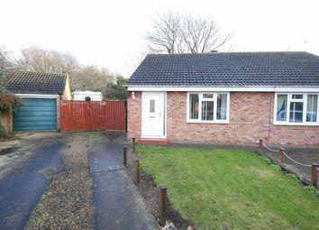 Thumbnail 2 bed semi-detached bungalow for sale in Bellburn Lane, Darlington
