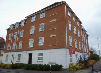 Thumbnail 1 bed flat for sale in Heritage Way, Hamilton, Leicester
