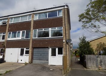 Thumbnail 3 bed town house for sale in The Wicket, Hythe