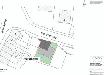 Land for sale in Main Street, Long Lawford, Rugby CV23