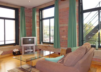 Thumbnail 2 bedroom flat for sale in Salts Mill Road, Victoria Mills, Shipley