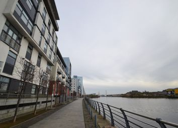 Thumbnail 3 bed flat for sale in Meadowside Quay Walk, Glasgow Harbour, Glasgow
