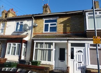 Thumbnail 2 bed terraced house to rent in Belsize Avenue, Woodston