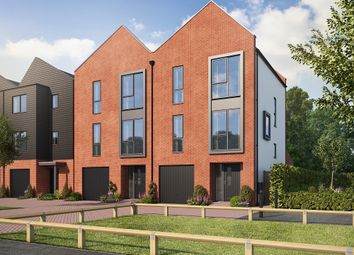 Thumbnail 3 bed town house for sale in Kingsway Boulevard, Derby