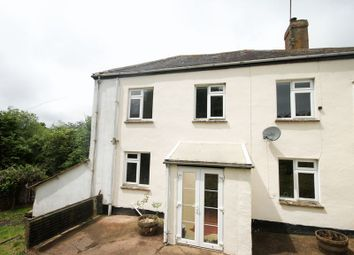 Thumbnail 2 bed semi-detached house to rent in Bow, Crediton