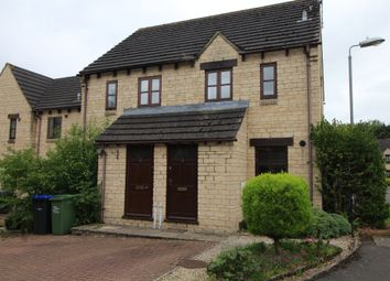 Thumbnail 2 bedroom semi-detached house to rent in Hereford Close, Chippenham