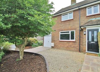 Thumbnail 3 bedroom semi-detached house to rent in Huntingfield Road, Meopham, Gravesend
