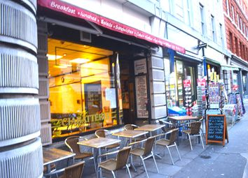 Thumbnail Restaurant/cafe for sale in Museum Street, London
