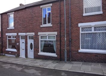 Thumbnail 2 bed terraced house for sale in Ruby Street, Shildon