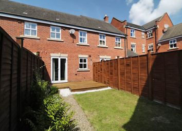 Thumbnail 2 bed terraced house to rent in Wright Way, Stoke Park, South Gloucestershire
