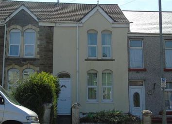 Thumbnail 3 bed terraced house for sale in Vivian Road, Swansea
