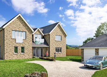 Thumbnail 4 bed detached house for sale in Cliff Road, Totland Bay, Isle Of Wight